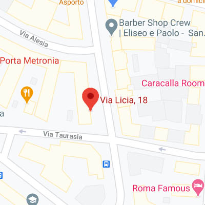 Zona San Giovanni Via Licia 18